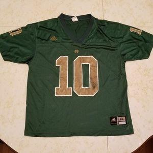 NCAA | Notre Dame Football Brady Quinn #10 Jersey